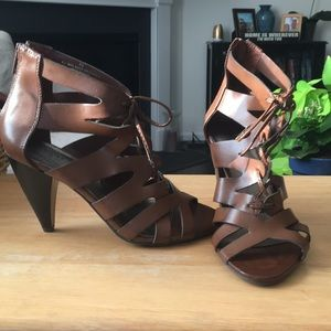 Missimo Cage Heels